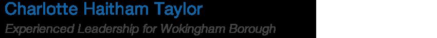 Charlotte Haitham Logo